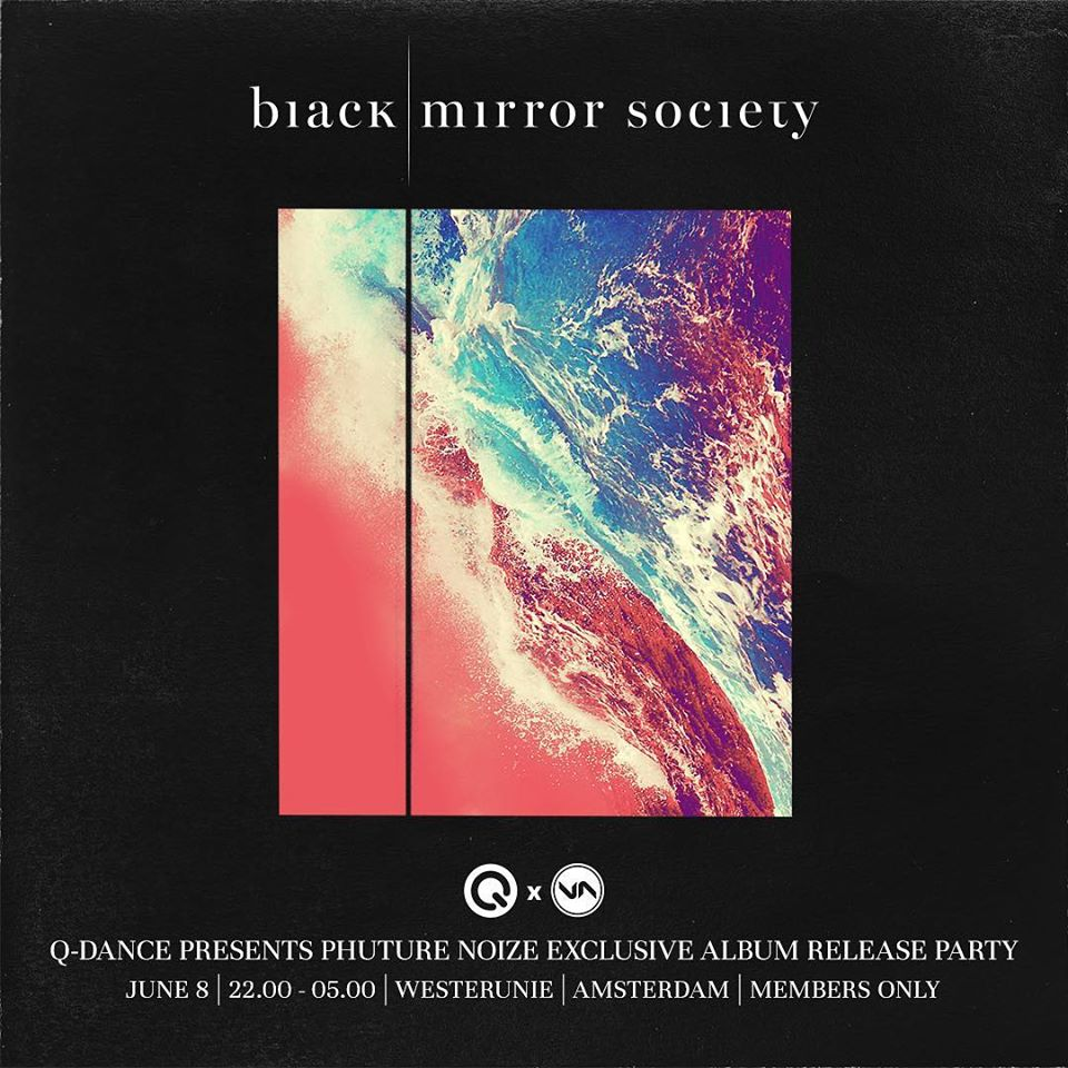Phuture Noize - Black Mirror Society