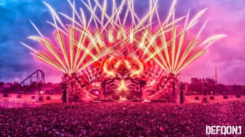 DEFQON 1 2018 - The Mainstage